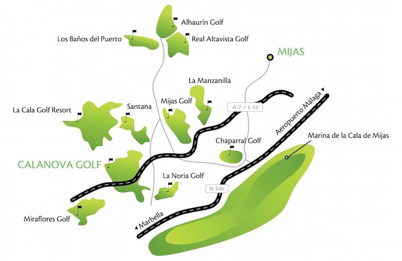 Los Cortijos Golf Course